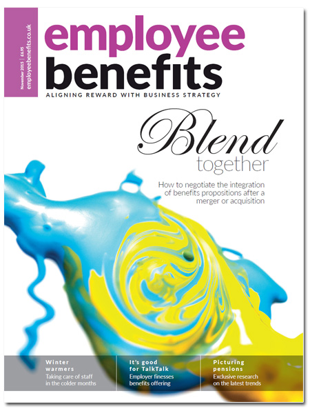 Employee Benefits Magazine